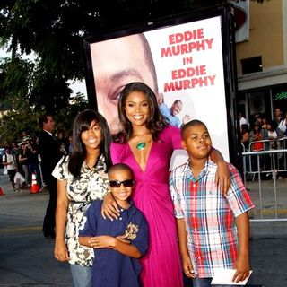 "Gabrielle Union in ""Meet Dave"" World Premiere"