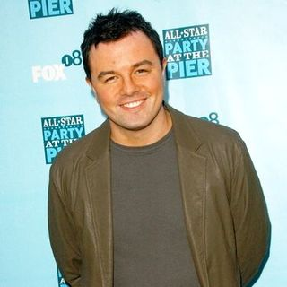 Seth MacFarlane in 2008 FOX All Star TCA Party At The Pier
