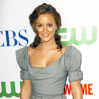 Leighton Meester in 2008 CBS/CW/Showtime Summer TCA Party - Arrivals