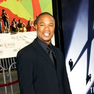 "Xzibit in ""The X-Files - I Want to Believe"" Hollywood Premiere - Arrivals - ALO-020382"
