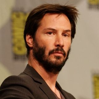 Keanu Reeves in 2008 Comic Con International