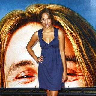 "Christel Khalil in ""Pineapple Express"" Los Angeles Premiere - Arrivals"