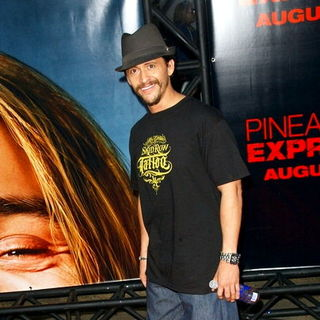 "Clifton Collins in ""Pineapple Express"" Los Angeles Premiere - Arrivals"