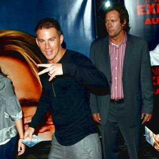 "Channing Tatum in ""Pineapple Express"" Los Angeles Premiere - Arrivals"
