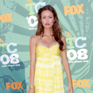 Summer Glau in 2008 Teen Choice Awards - Arrivals