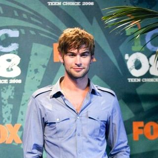 Chace Crawford in 2008 Teen Choice - Press Room