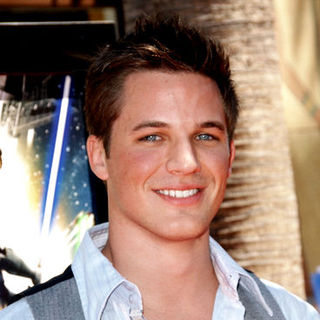 Matt Lanter in Star Wars: The Clone Wars U.S. Premiere - Arrivals
