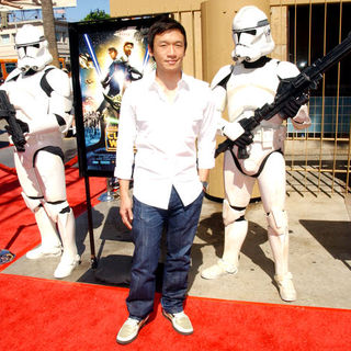Chin Han in Star Wars: The Clone Wars U.S. Premiere - Arrivals