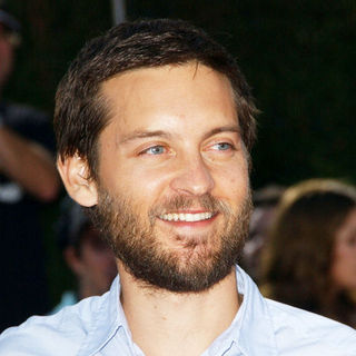 Tobey Maguire in Tropic Thunder Los Angeles Premiere - Arrivals