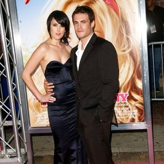 "Rumer Willis, Micah Alberti in ""The House Bunny"" Los Angeles Premiere - Arrivals"