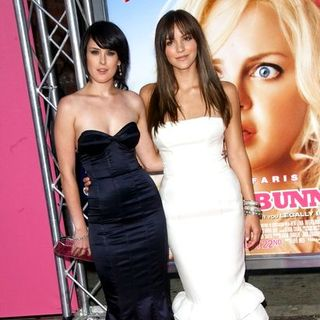 "Katharine McPhee, Rumer Willis in ""The House Bunny"" Los Angeles Premiere - Arrivals"