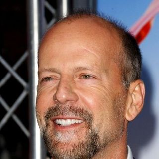 "Bruce Willis in ""The House Bunny"" Los Angeles Premiere - Arrivals"