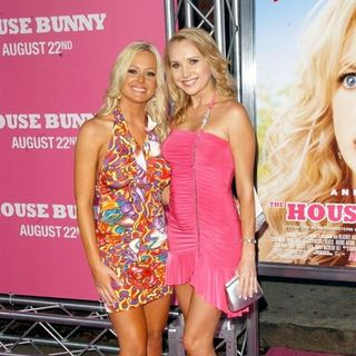 "Katie Lohmann, Alana Curry in ""The House Bunny"" Los Angeles Premiere - Arrivals"