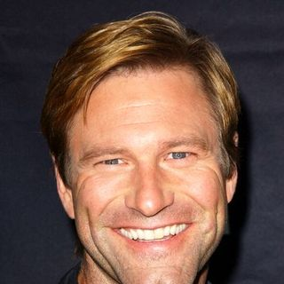 "Aaron Eckhart in ""Towelhead"" Los Angeles Premiere - Arrivals - ALO-025113"