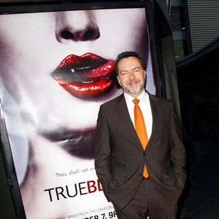 "Alan Ball in HBO Series ""True Blood"" Los Angeles Premiere - Arrivals"