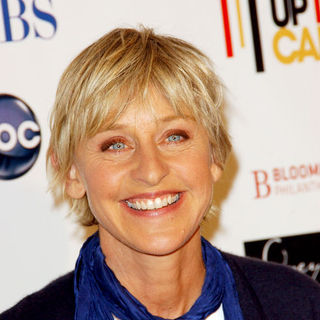 Ellen Degeneres in Stand Up To Cancer - Arrivals
