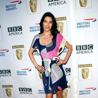 Jaime Murray in BAFTA Hosts the 6th Annual TV Tea Party in Celebration of the 2008 Primetime Emmy Awards - Arrivals