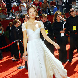 Olivia Wilde in 60th Primetime EMMY Awards - Arrivals