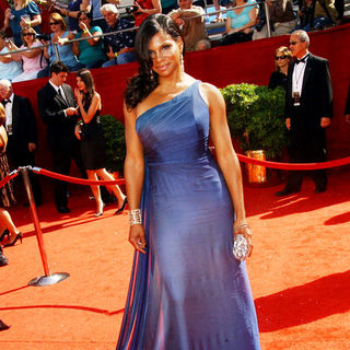 Audra McDonald in 60th Primetime EMMY Awards - Arrivals