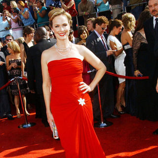 Melora Hardin in 60th Primetime EMMY Awards - Arrivals