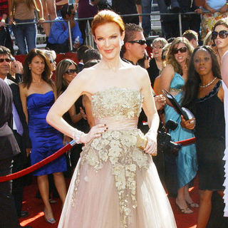 Marcia Cross in 60th Primetime EMMY Awards - Arrivals