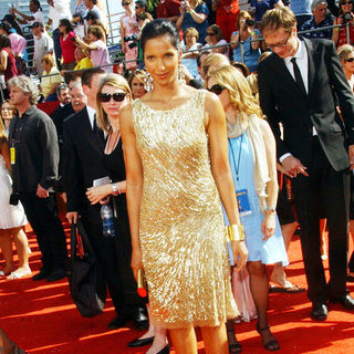Padma Lakshmi in 60th Primetime EMMY Awards - Arrivals