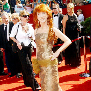 Kathy Griffin in 60th Primetime EMMY Awards - Arrivals