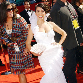 Jo De La Rosa in 60th Primetime EMMY Awards - Arrivals