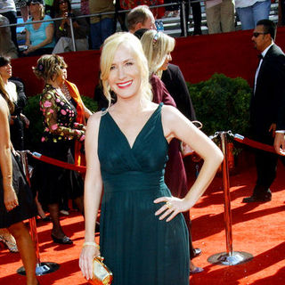 Angela Kinsey in 60th Primetime EMMY Awards - Arrivals