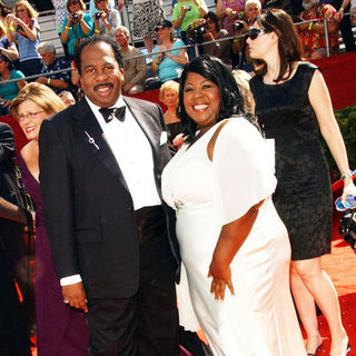 Leslie David Baker in 60th Primetime EMMY Awards - Arrivals