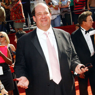 Brian Baumgartner in 60th Primetime EMMY Awards - Arrivals - ALO-027549