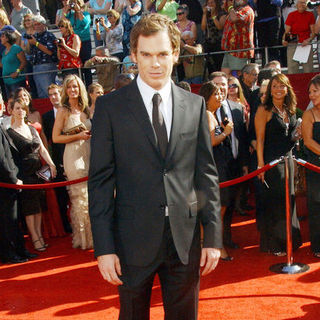 Michael C. Hall in 60th Primetime EMMY Awards - Arrivals