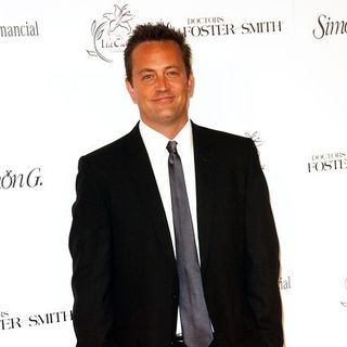 Matthew Perry in 11th Annual Lili Claire Foundation Benefit Dinner & Concert Gala - Arrivals