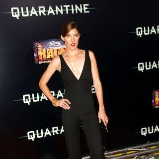 "Jennifer Carpenter in ""Quarantine"" Premiere - Arrivals"