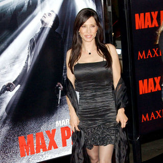 "Sarah Brown in ""Max Payne"" Hollywood Premiere - Arrivals"