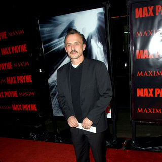 "Robert Knepper in ""Max Payne"" Hollywood Premiere - Arrivals"