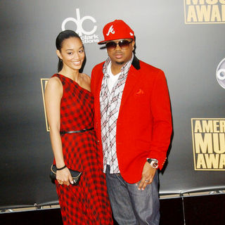 The-Dream in 2008 American Music Awards - Arrivals