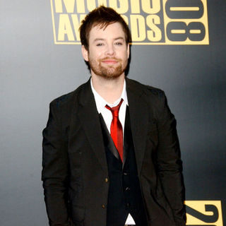 David Cook in 2008 American Music Awards - Arrivals