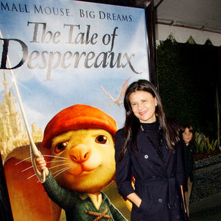 """The Tale of Despereaux"" World Premiere - Arrivals"