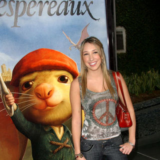 "Ashley Edner in ""The Tale of Despereaux"" World Premiere - Arrivals"