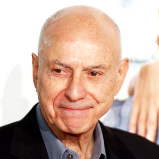 "Alan Arkin in ""Marley & Me"" Los Angeles Premiere - Arrivals"
