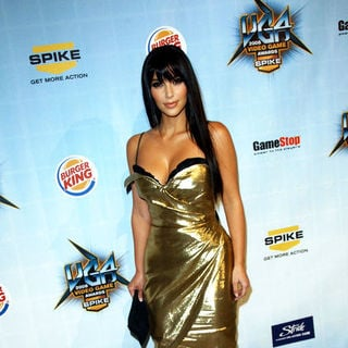 Kim Kardashian - Spike TV's 2008