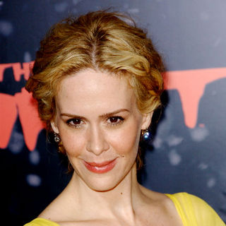 "Sarah Paulson in ""The Spirit"" Hollywood Premiere - Arrivals"