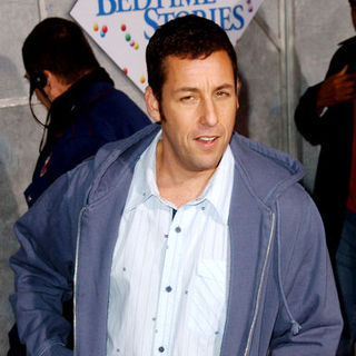 "Adam Sandler in ""Bedtime Stories"" Los Angeles Premiere - Arrivals"