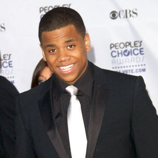 Tristan Wilds in 35th Annual People's Choice Awards - Arrivals