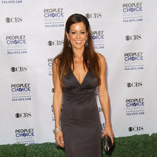 Brooke Burke in 35th Annual People's Choice Awards - Arrivals