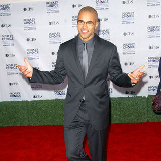 Shemar Moore in 35th Annual People's Choice Awards - Arrivals