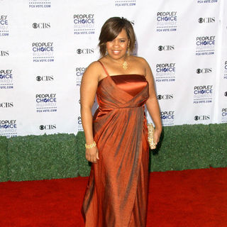 Chandra Wilson in 35th Annual People's Choice Awards - Arrivals