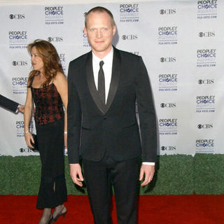 Paul Bettany in 35th Annual People's Choice Awards - Arrivals