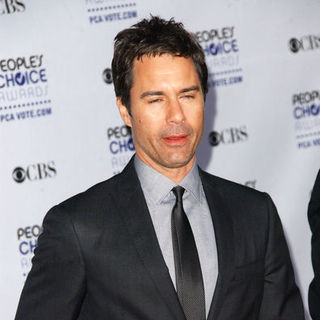 Eric McCormack in 35th Annual People's Choice Awards - Arrivals